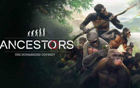 Ancestors the humankind odyssey - Test