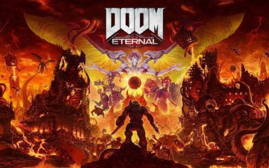Doom Eternal - Test