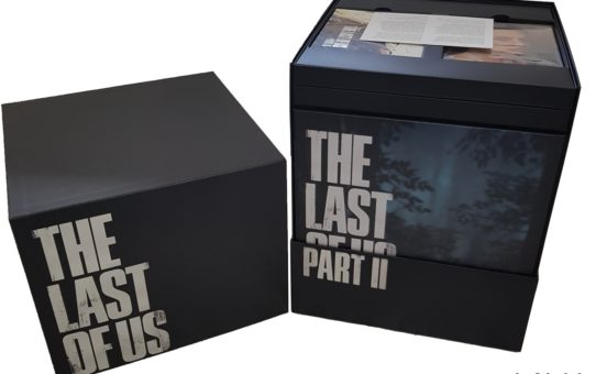 The Last of us 2 collector unboxing