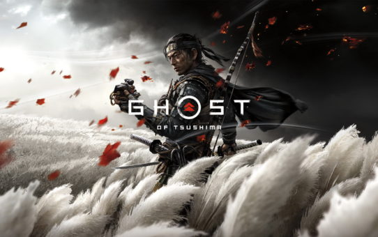 Ghost of Tsushima - Test