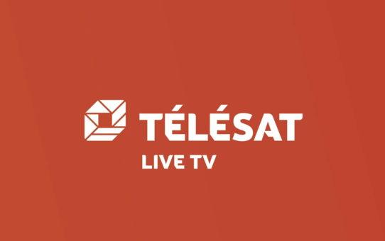 Telesat app tv