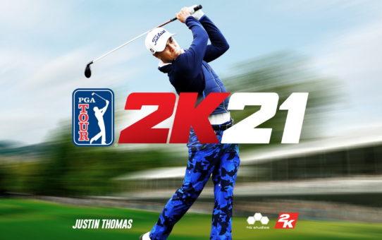 PGA Tour 2K21 - Test