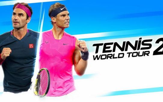 Tennis World Tour 2 - Test