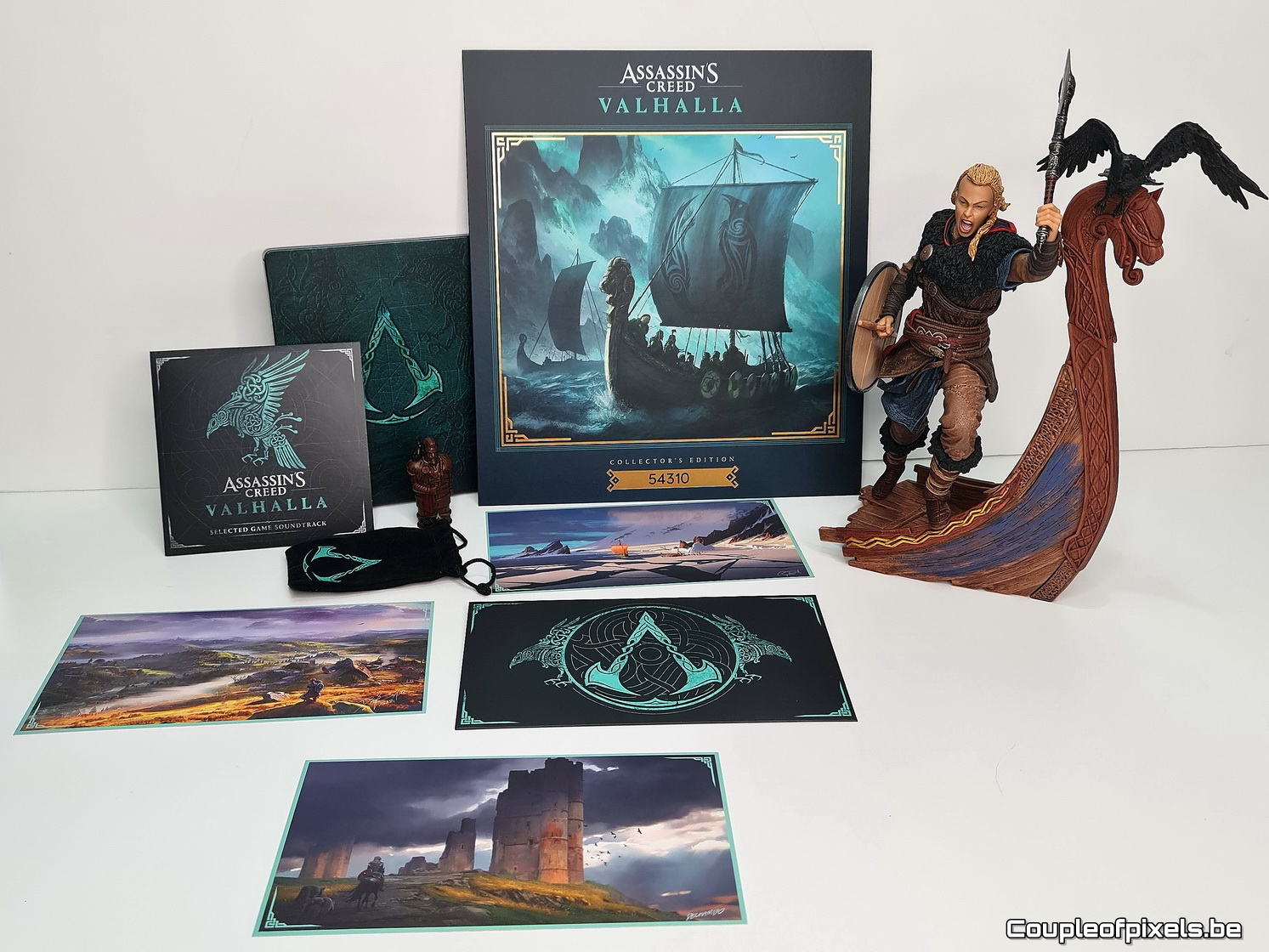 AC Valhalla - collector unboxing