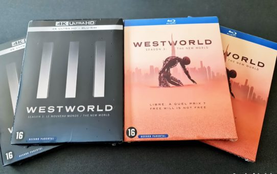 Westworld saison 3 - concours