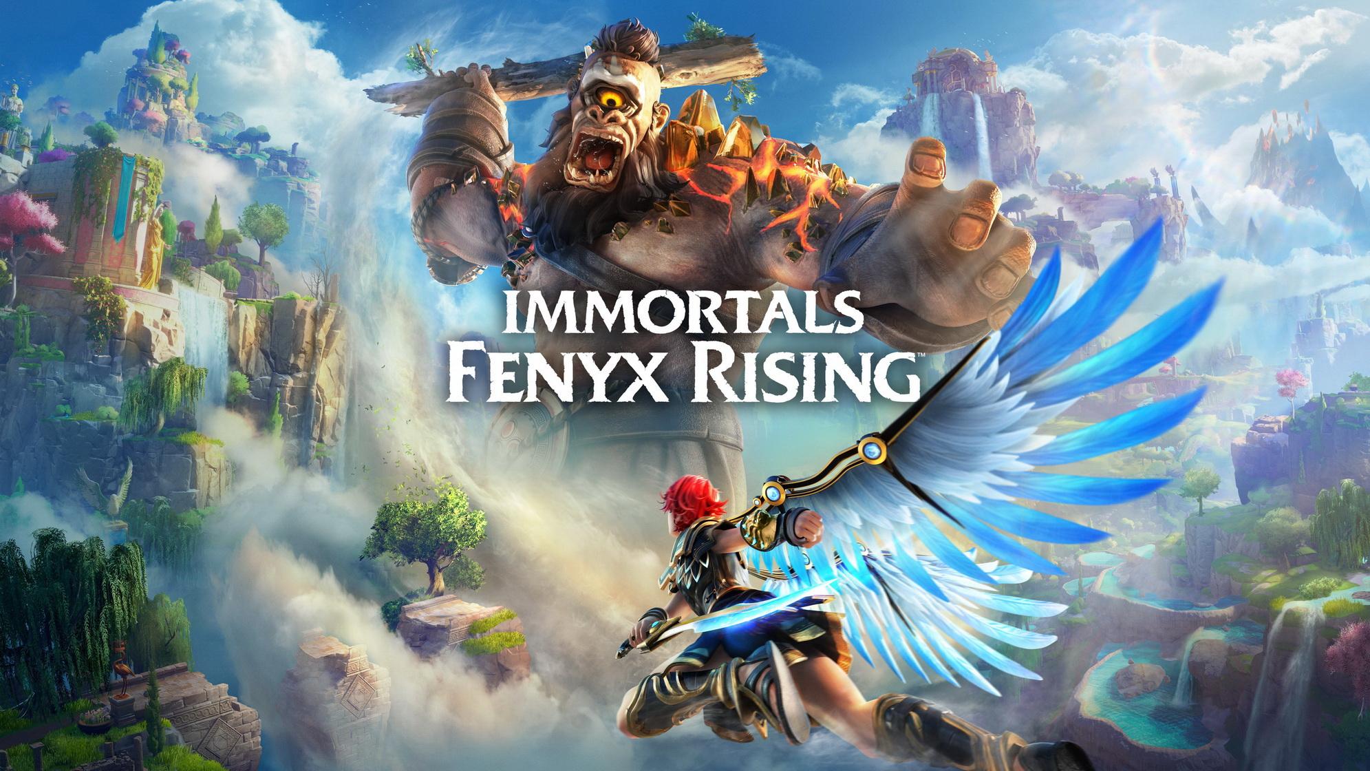 Immortals Fenyx Rising - Test