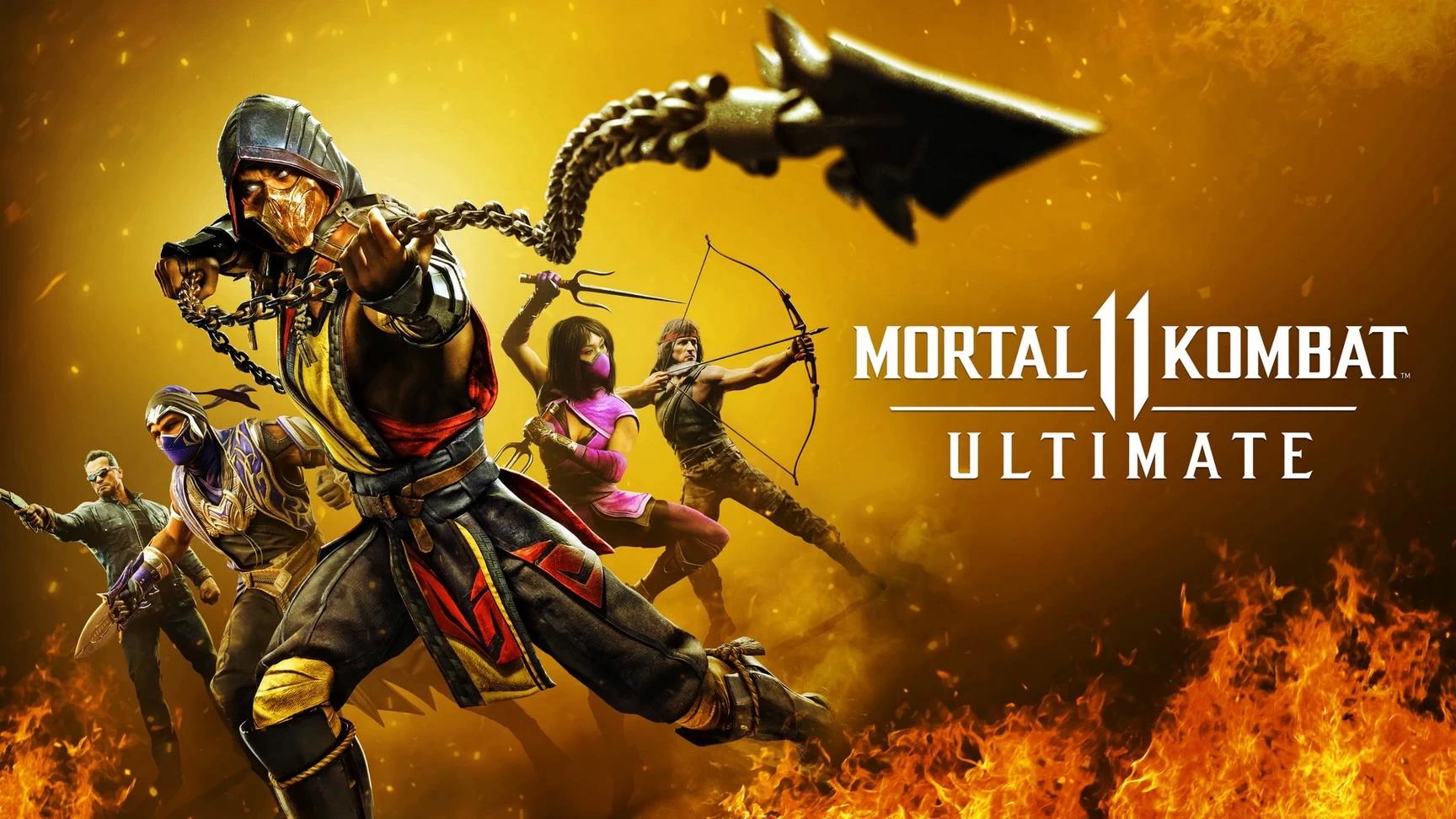 Mortal Kombat 11 Ultimate - Test
