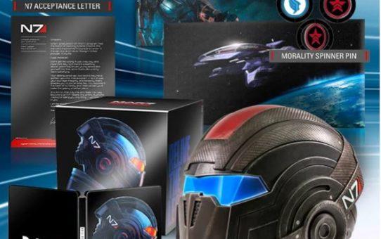 Mass Effect Legendary Cache