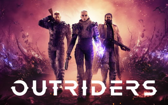 Outriders - Test