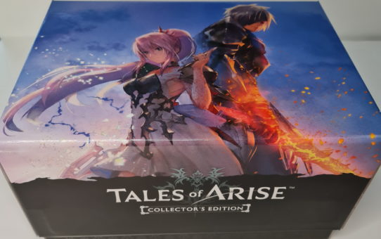 Tales of Arise Collector Unboxing